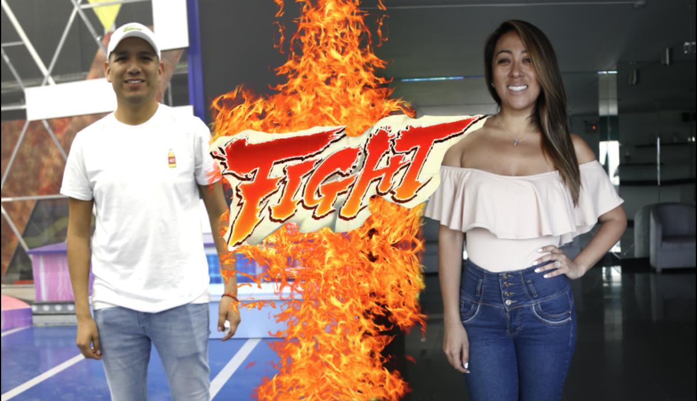 Peter Fajardo, productor de Esto Es Guerra, le responde a Cathy Sáenz por acusarlo de copiar a Combate