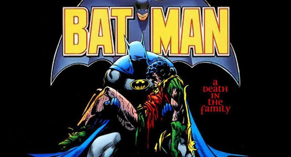 """""""Joker"""": el día que el enemigo de Batman mató a Robin"""