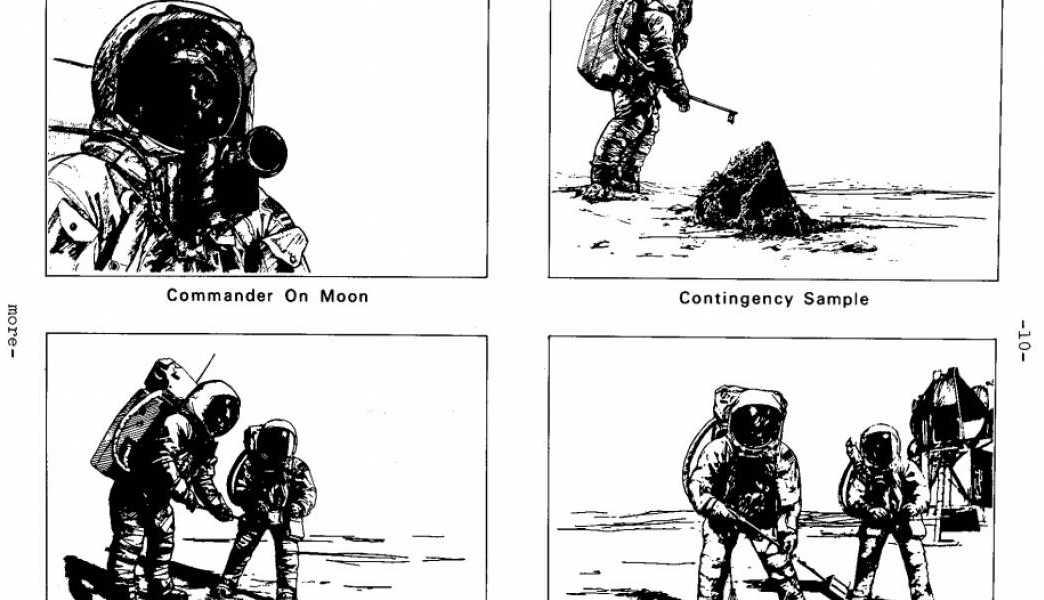 NASA: fascinantes documentos inéditos sobre la misión a la Luna fueron publicados