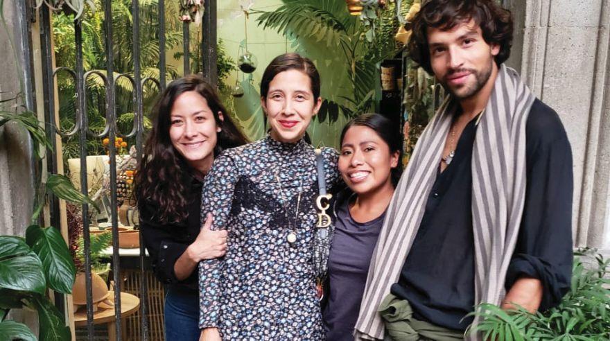 Conoce a la mujer detrás de la portada más comentada del año: Yalitza Aparicio en Vogue