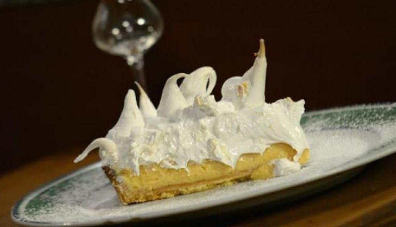 La receta del riquísimo pie de limón de Sandra Plevisani