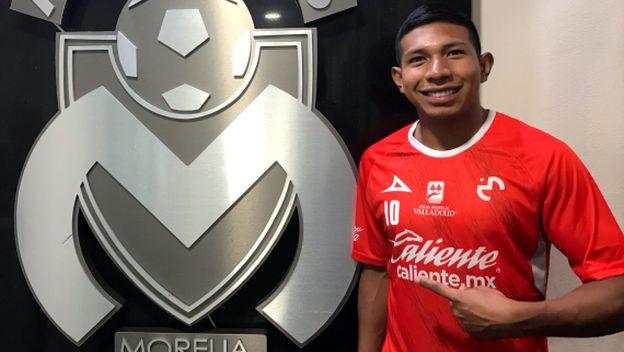 Edison Flores luce la '10′ de Monarcas Morelia en regreso a club mexicano tras la Copa América