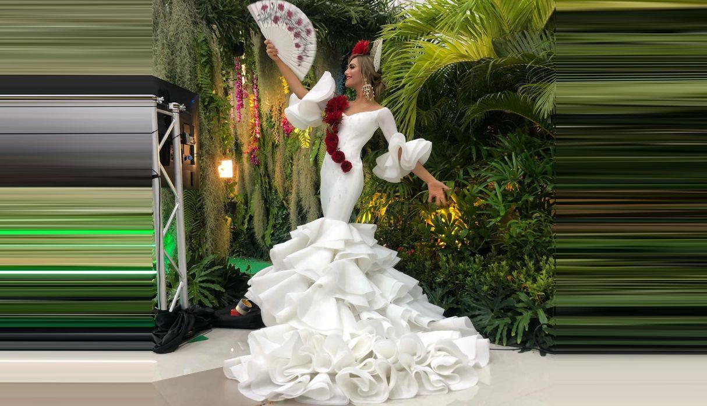 Ángela Ponce explica el significado del traje típico que lució en el Miss Universo 2018