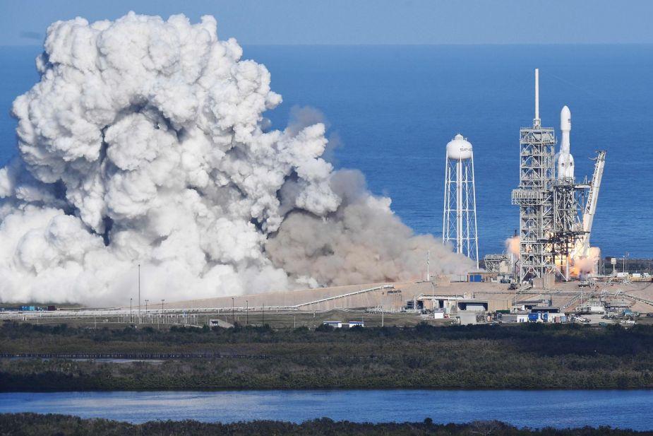Cinco cosas que hay que saber sobre los proyectos espaciales de Elon Musk