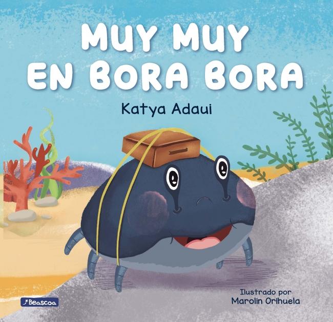 El cuarto libro de Adaui.