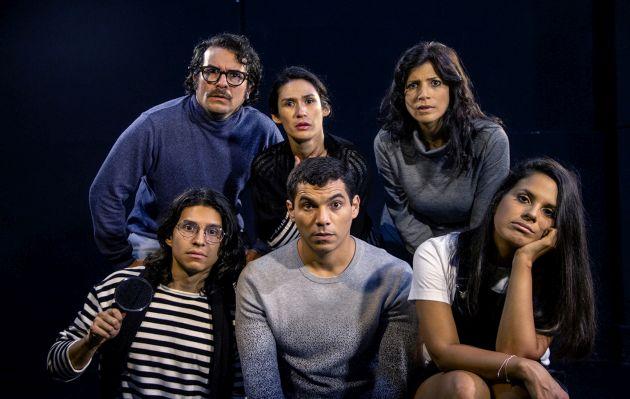 'Aquello que no está' anuncia temporada en el Teatro del ICPNA