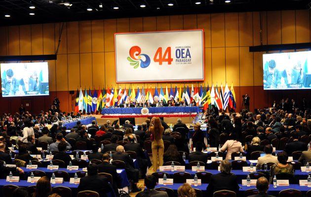 OEA: homosexualidad y aborto en el debate