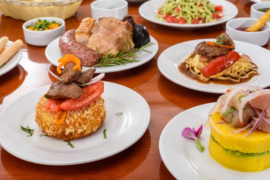 Hello Hollywood: cocina en vivo en el complejo de 5.000 m2 de San Miguel