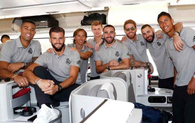 Real Madrid, sin Isco, viaja a Canadá con 29 jugadores para seguir con la pretemporada