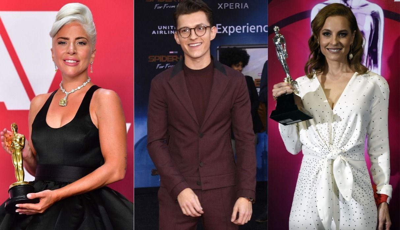 Premios Oscar: Lady Gaga, Tom Holland y Marina de Tavira son los nuevos miembros de la Academia   FOTOS