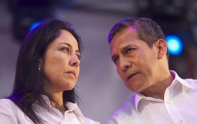 Audiencia de control de acusación a Humala y Heredia será el 13 de junio