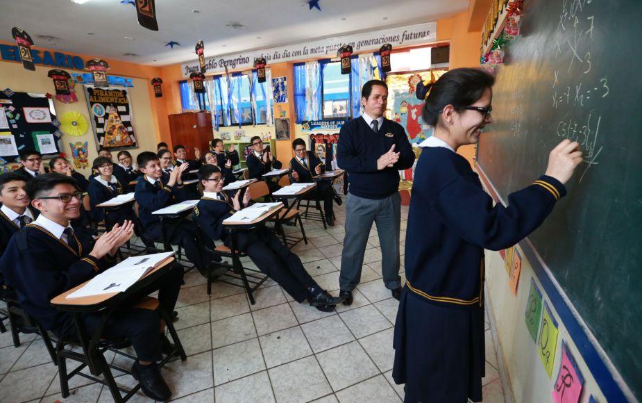 El secreto del colegio que cada año envía alumnos a la universidad de San Marcos