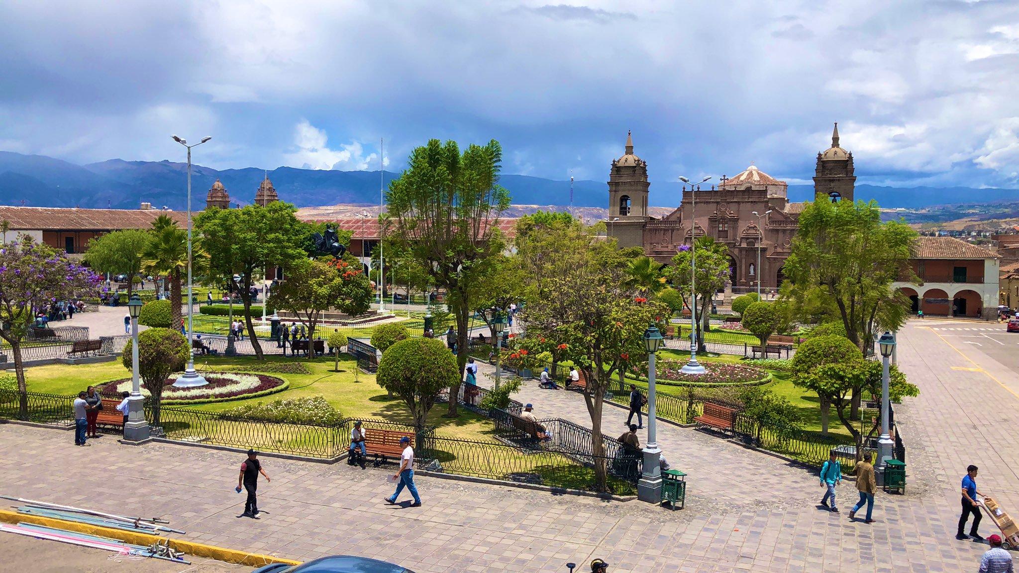 Ayacucho: cuatro postales del rincón de los muertos - El Comercio - Perú
