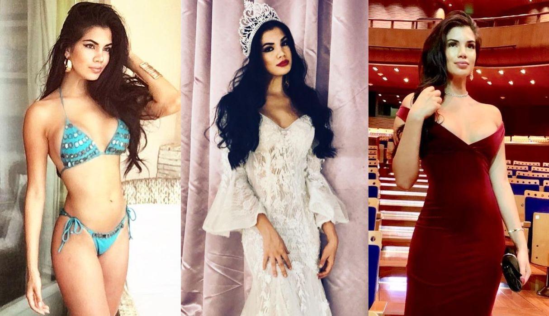 Miss Perú 2019: Presentan a Samantha Batallanos, la cuarta candidata al certamen
