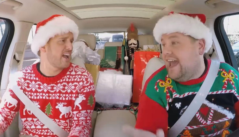 Ariana Grande, Michael Bublé y Cardi B entre los invitados al especial navideño del Carpool Karaoke | VIDEO
