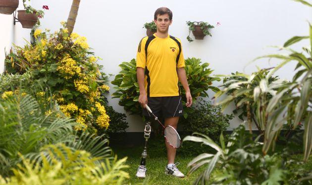 """Pedro Pablo De Vinatea: """"Ahora estoy mejor preparado"""""""