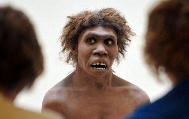 Vinculan la depresión con genes heredados de los neandertales