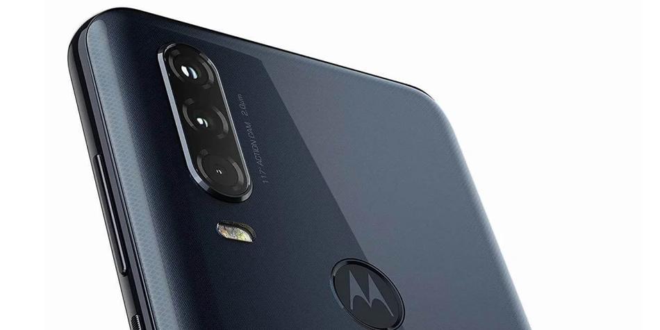 ¿Te gusta? El Motorola One Action empezará a venderse en septiembre y estas son sus características. (Foto: Motorola)