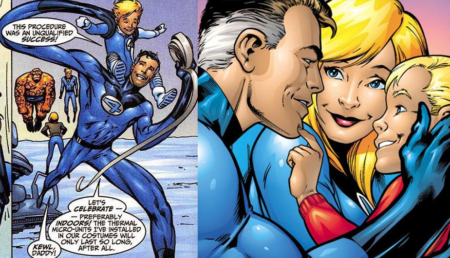 Reed Richards (Marvel Comics)