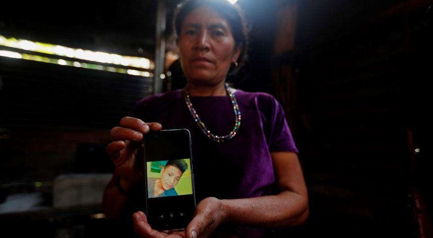 Carlos, el joven que huyó de la pobreza de Guatemala para morir en EE.UU.