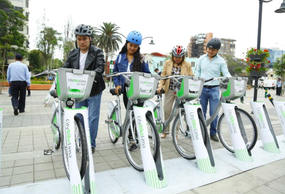 Miraflores: desde hoy podrás usar gratuitamente bicicletas en el distrito durante un mes
