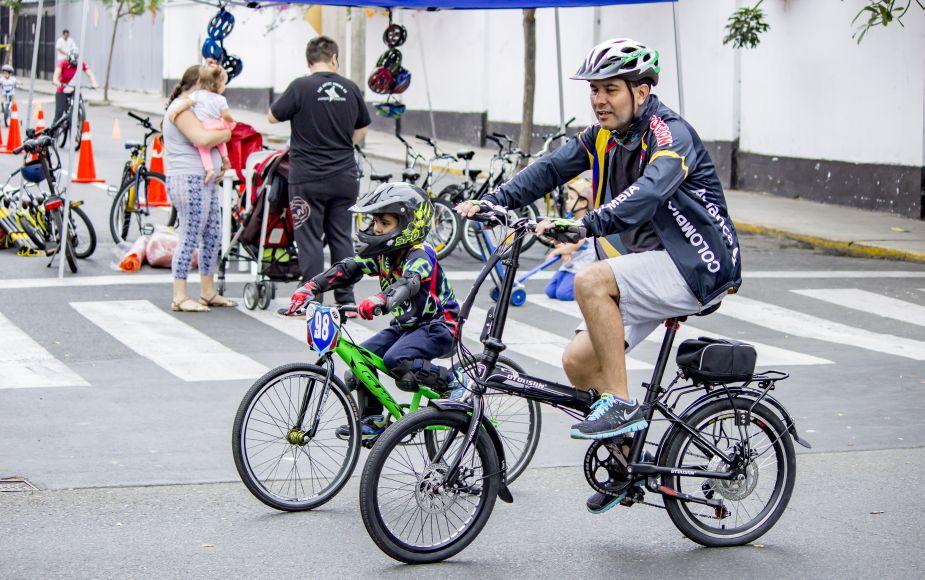 Talleres de ciclismo, música y otros espectáculos por el Día del Padre