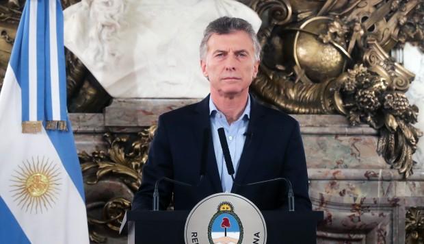 Macri elige a peronista opositor como compañero de fórmula presidencial