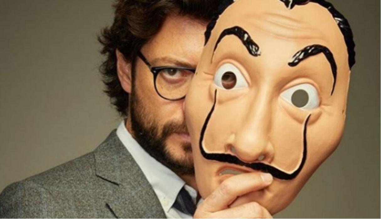 """""""La casa de papel 3"""": 'El profesor' envía un emotivo mensaje tras estreno de la serie"""