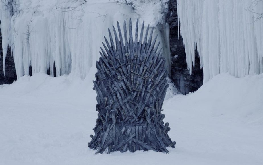 'Game of Thrones': fans encontraron los seis tronos de hierro escondidos alrededor del mundo | FOTOS