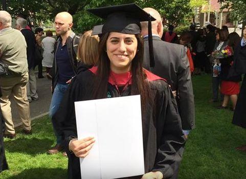 'Toni', como le dicen sus amigos, se graduó el 2014 de la Escuela de Gobierno de Harvard. (Foto: Archivo personal)