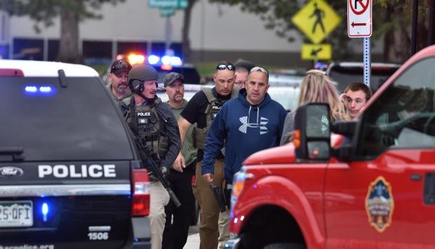 Uno de los sospechosos del tiroteo de Colorado es una niña
